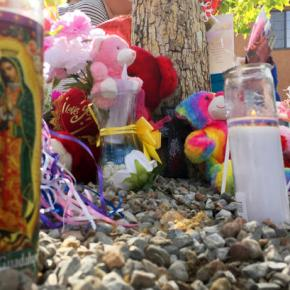 Gruesome killing of New Mexico girl stuns friends,neighbors