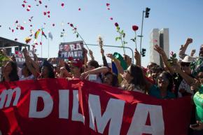 Brazil's Rousseff faces senators, says accusationsmeritless