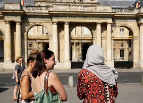 France meets Muslimleaders