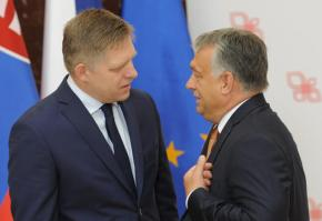 Hungary's prime minister urged European Union to make security apriority