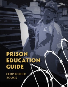 Prison Education Guide, by Christopher Zoukis, is the fourth in a series of books by Prison Legal News Publishing. It is the most comprehensive guide to correspondence programs for prisoners available today.