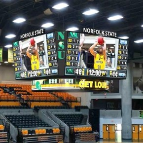 New video display coming to Echols Hall this fall