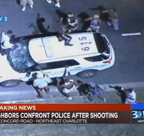 Police chief: Officers warned black man to dropgun