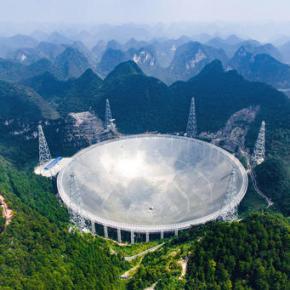 China begins operating world's largest radiotelescope