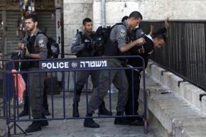 Israeli police: 2 Palestinian attackers killed in WestBank
