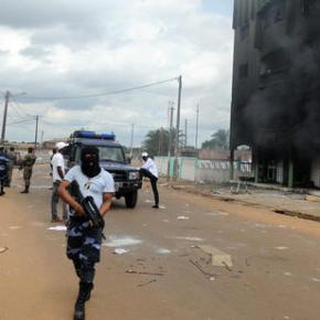 Hundreds detained, 3 dead in Gabon election protests