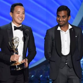 Presidential politics plays big role at EmmyAwards