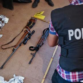 Police in Brazil arrest 2 suspected terror supporters