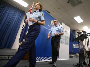 Man charged with terrorism after stabbing inSydney