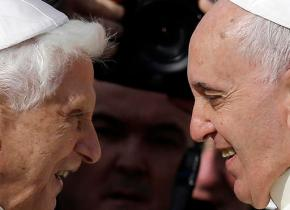Retired pope offers final reflections on papacy,Francis
