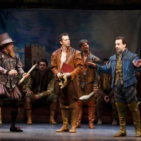 Musical 'Something Rotten!' to close on Broadway on Jan.1