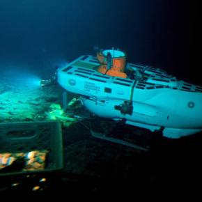 Deep-sea volcano a hotspot for mysteriouslife