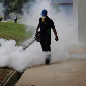 Where's Zika going next? Maybe China, India, orNigeria