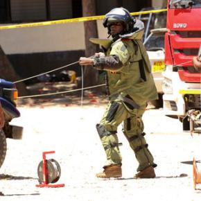 Kenyan police kill 3 women who attacked police station