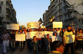 Syria truce hangs in the balance amid attacks, lack ofaid