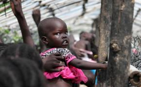 South Sudan faces 'unprecedented' level of hunger, UNsays