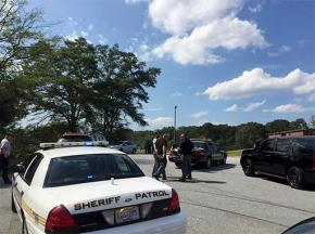 Official: 2 students, 1 teacher wounded in schoolshooting