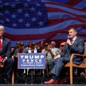 Clinton: He's a national security danger. Trump: No, sheis