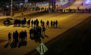 Charlotte curfew ends after largely peaceful protestnight