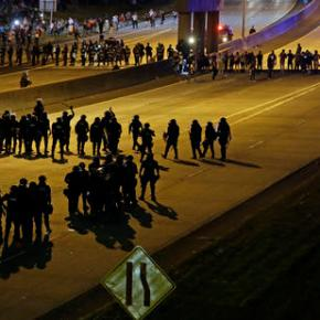 Charlotte curfew ends after largely peaceful protest night