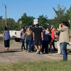 Texas sheriff: 1 student dead, 1 hurt in school shooting