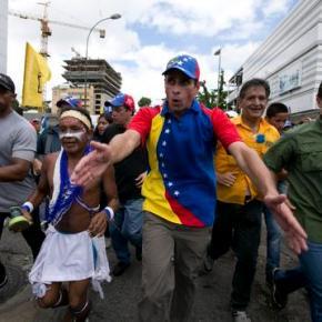 Venezuela opposition leader delayed by govtbackers