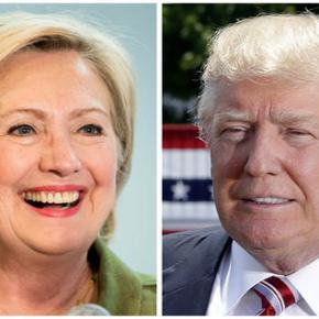 WHY IT MATTERS: Clinton, Trump present voters clear choice
