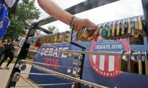 Longwood looks forward to spotlight from VPdebate