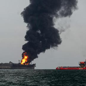 Pemex says fire put out on tanker off Mexico's Gulf coast