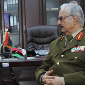 Libyan general in east rejects UN-backed government