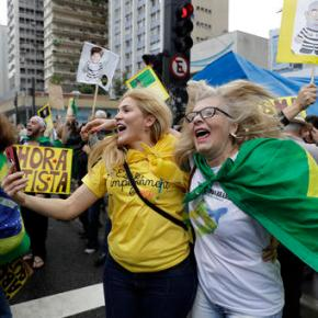 Brazil's President Rousseff ousted from office bySenate