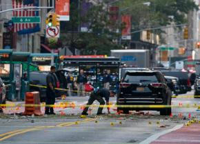 Naturalized US citizen from Afghanistan sought in NYC blast