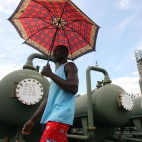 APNewsBreak: Nigeria sues over $12B in 'illegal' oilexports