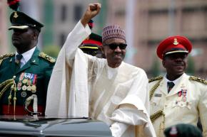 Nigeria's president apologizes for plagiarizing Obama speech
