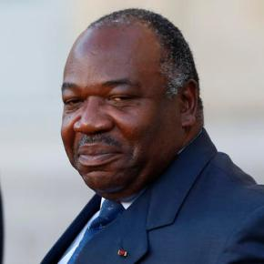 Gabon's president accuses challenger of fraud, power grab