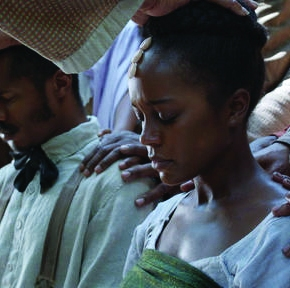 "Nate Parker brings ""The Birth of a Nation"" home"