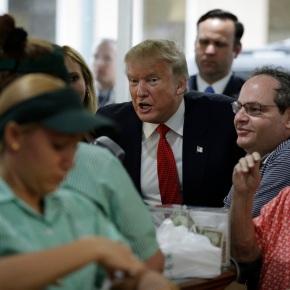 Reason to cringe: Female voters react toTrump