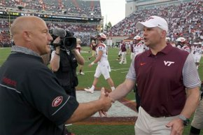 Hokies look to stay focused with East Carolina visiting