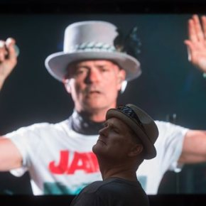 Frontman of Canada's Tragically Hip launches new project