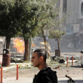 48 injured by PKK car bomb in eastTurkey