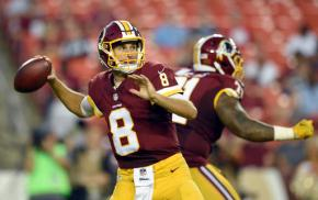 Cousins out to prove himself as Redskins' franchiseQB