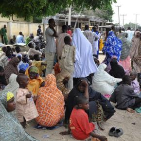 Nigeria governor relocates to town once held by Boko Haram