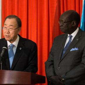 Confidential UN report details South Sudan threats,violence