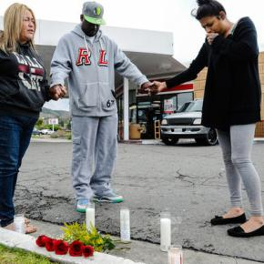 California city grapples with spike in killings