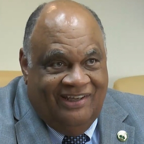 President Moore optimistic about NSU's future andchallenges