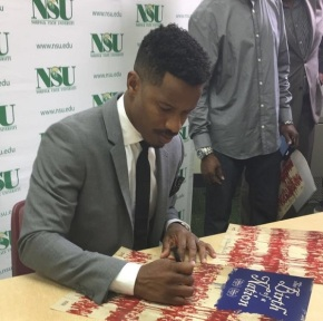 Nate Parker visits NSU to promote new film