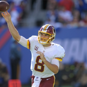 Code red: Cousins, Skins having big problems in red zone