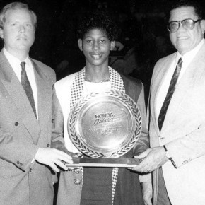 Former Spartan basketball star Tracy Saunders earns another Hall of Famehonor