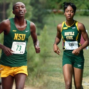NSU cross country competes at George Mason invitational Saturday