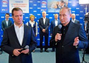 Pro-Kremlin party wins big majority in Russianparliament